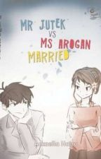Mr.Jutek Vs Ms.Arogan Married by Arkaellahairu