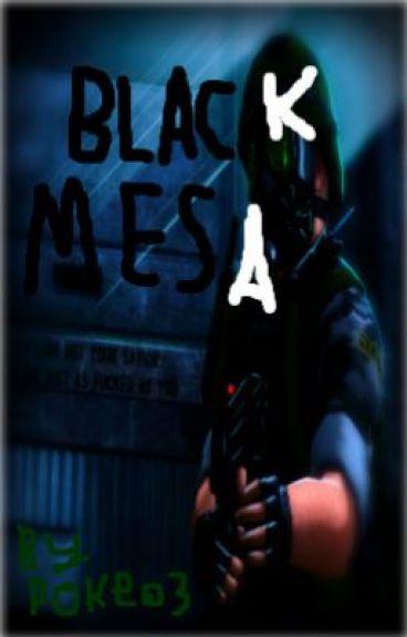 Black Mesa (Half-life fan fic) by poke03
