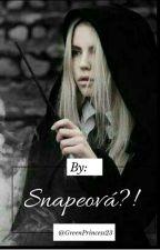 Snapeová?! by NikkiZemanova