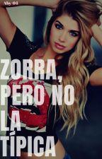 Zorra, pero no la típica. by Aby-04