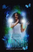 Uncharted Waters | Wanda Maximoff by lokidyinginside