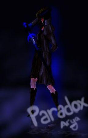 Paradox by WolfieMaddock