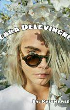 Cara Delevigne by kylemarley
