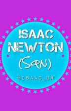 Isaac Newton(Sqn) by -_Purpurina_-
