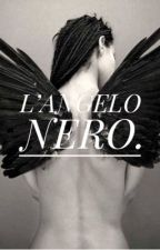 L'ANGELO NERO by blackpeach_