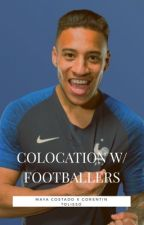 COLOCATION W/ FOOTBALLERS by -kellyy