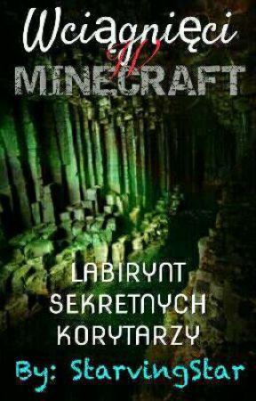 Wciagnieci W Minecraft Labirynt Sekretnych Korytarzy Urodzinowy