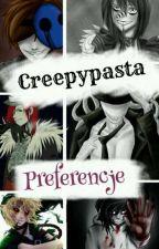 ## Creepypasta || preferencje ## by CandySnack