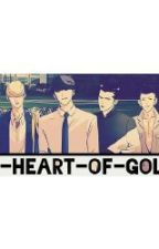 A Heart of Gold (Lookism x Reader) by -Kiwi_Kat-