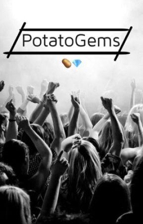 PotatoGems by Potato_gems