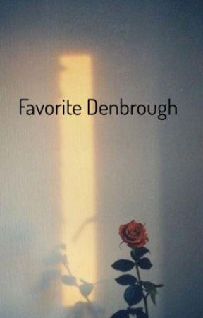 Favorite Denbrough   (Richie Fanfiction) by Smiley_W