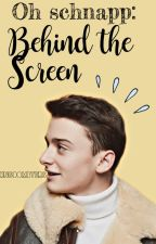 Oh Schnapp: Behind The Screen by kingdombyers