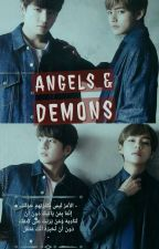 ملائكه وشياطين Angels & Demons by user78285257
