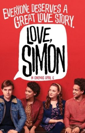 Love, Simon Writing Challenge by tthegirlyoudontknow