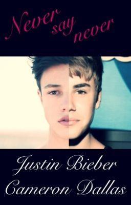 Justin Bieber and Cameron Dallas