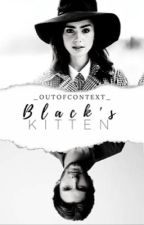 black's kitten {I} | S.B.  by _outofcontext_