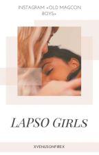 LAPSO Girls; Instagram «Old Magcon»  by xVenusOnFirex