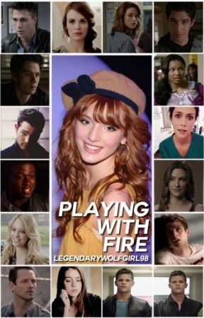 Playing With Fire Teen Wolf Cast Wattpad