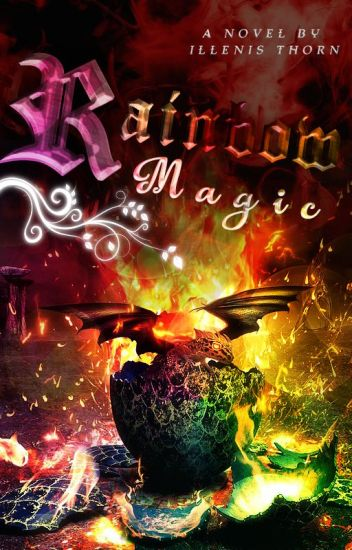 Rainbow Magic (Dragon Rider #1)