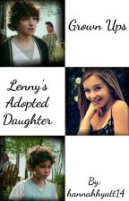 Grown Ups Lenny's Adopted Daughter by hannahhyatt14