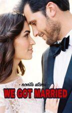 WE GOT MARRIED by novitautamids