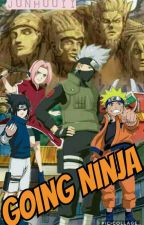 [ON HOLD] Going Ninja [ Soul Earer/Naruto] by junhuuii