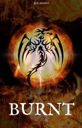 Burnt Book Fantasy Art