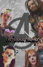 Imagine/Préférences Avengers by maraille