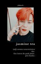 jasmine tea  by jikkoch