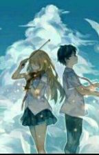 Dear Kousei Arima by frozeninadream