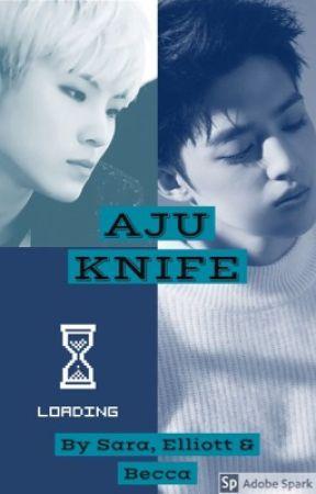 AJU KNIFE by -unrelatedtwins-
