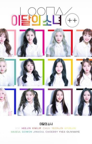LOONA[LOOΠΔ] Lyrics Songs(이달의 소녀/Girl Of The Month