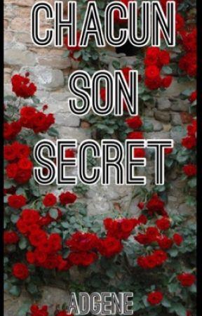 Chacun son secret by CdX12chiara