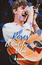 Roses Definitely are Blue ◆ Shawn Mendes by bluegravity