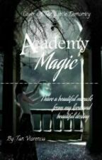 Academy Magic by tanvlorencia