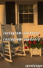 instagram - joe keery by wolfhardbaby
