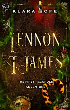 Lennon T. James | coming soon by klarasofe
