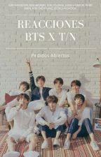 BTS Reacciones (Pedidos Abiertos) by SkyPark505