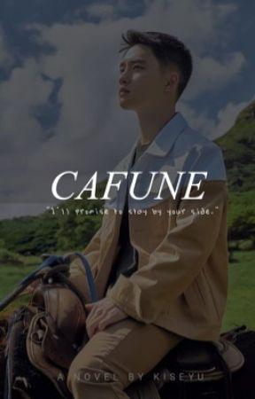 Cafunè | EXO D.O  by kiseyu