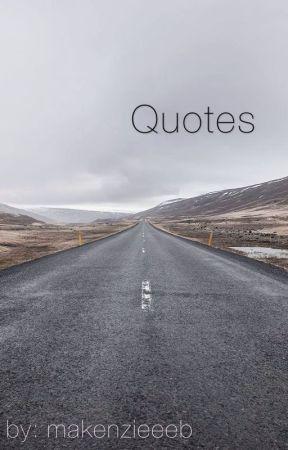 Quotes by makenzieeeb