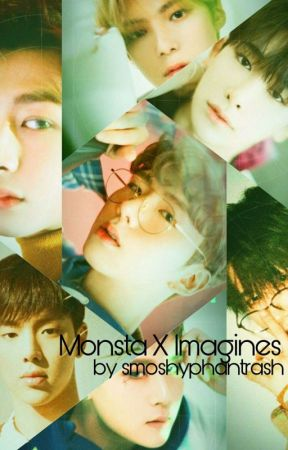 MONSTA X One Shots - Reaction to GF's Sudden Insecurity - Wattpad