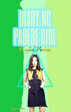 Diary ng Pabebe Girl by Crystal_Maknae