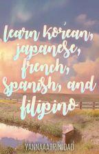 LEARN HANGUL/KOREAN 🇰🇷 by iamiannasoo