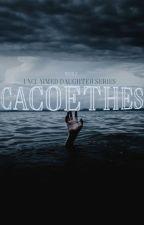 cacoethes |PERCY JACKSON| [book 2] by Jackisnotokay