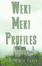 Weki Meki Profiles by RapMonster_Lulabih
