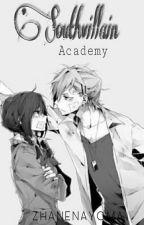 HALE 1: Southvillain Academy by ZHANENAYOMA