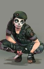 Clingy (Caveira x Male Reader 18+) by Sorcererkiller