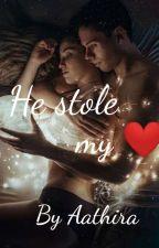 He stole my heart  by 123Pattu