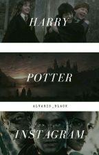 Harry Potter Instagram by Alvaris_Black