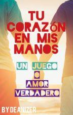 Tu Corazón en mis Manos by MilesDeanUpshur
